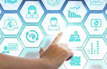 ビッグデータを活用した顧客行動分析サービスのイメージ画像