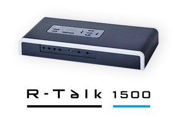 遠隔会議用マイク・スピーカー R-Talk 1500のイメージ画像