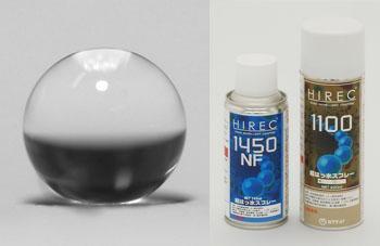 超撥水材料 HIREC(ハイレック)のイメージ画像