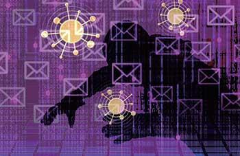 標的型メール耐性診断サービスのイメージ画像