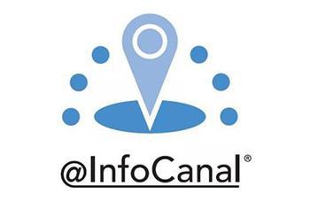 双方向・マルチデバイス対応の情報配信サービス <br />@InfoCanalのイメージ画像