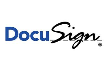 180ヶ国以上で使われている電子署名サービス DocuSign<sup>&reg</sup>(ドキュサイン)のイメージ画像