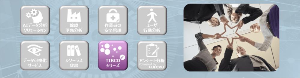 TIBCO Statistica<sup>™</sup>のイメージ画像