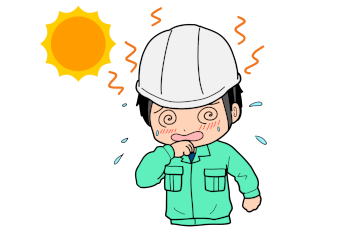熱中症対策に! 暑さ指数計測システム - NTT-ATのIoTのイメージ画像