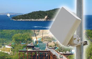 高信頼・高品質 自営無線システム フレキシブルワイヤレスソリューションのイメージ画像