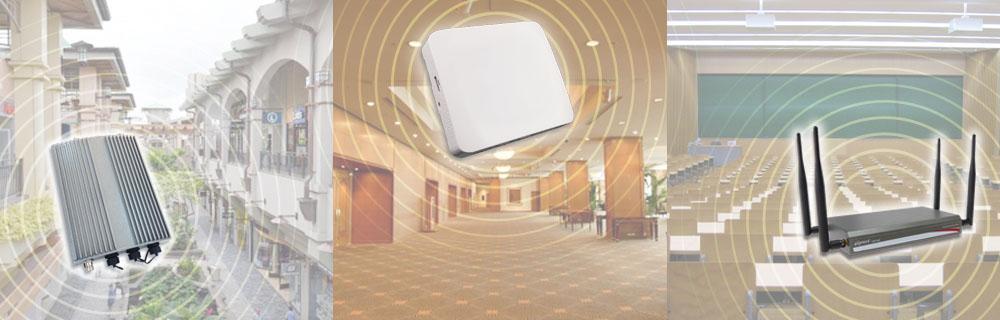 無線LAN(Wi-Fi) 4ipnet 製品のイメージ画像