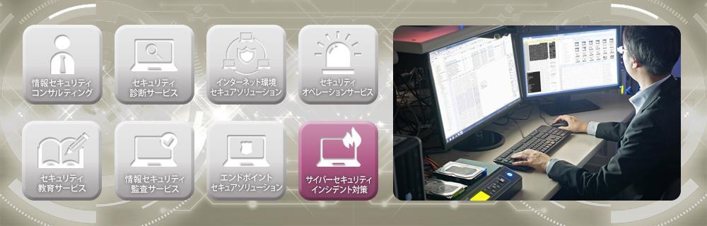 デジタルフォレンジックサービスのイメージ画像