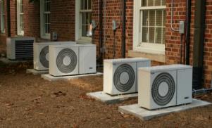 空調設備の写真