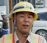 前田建設工業株式会社,切畑作業所,統括部長,森英治氏